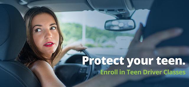 teen driver classes